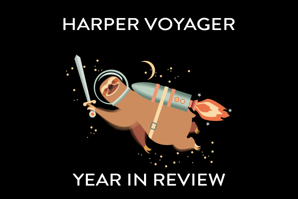Harper-Voyager-Year in review