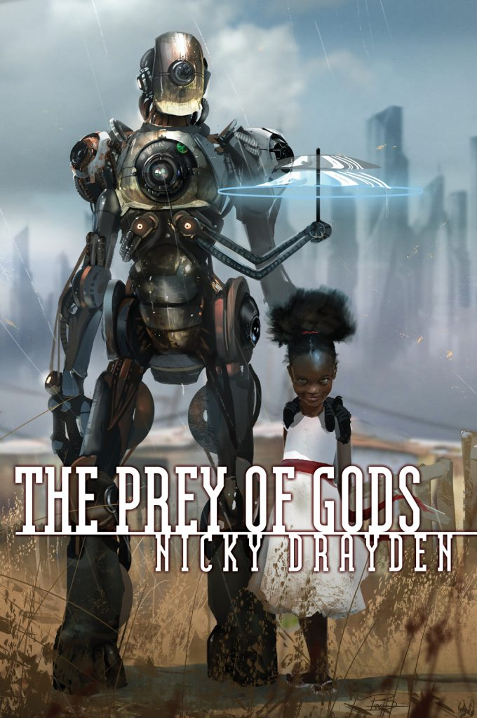 The Prey of Gods (c) 2016 Brenoch Adams