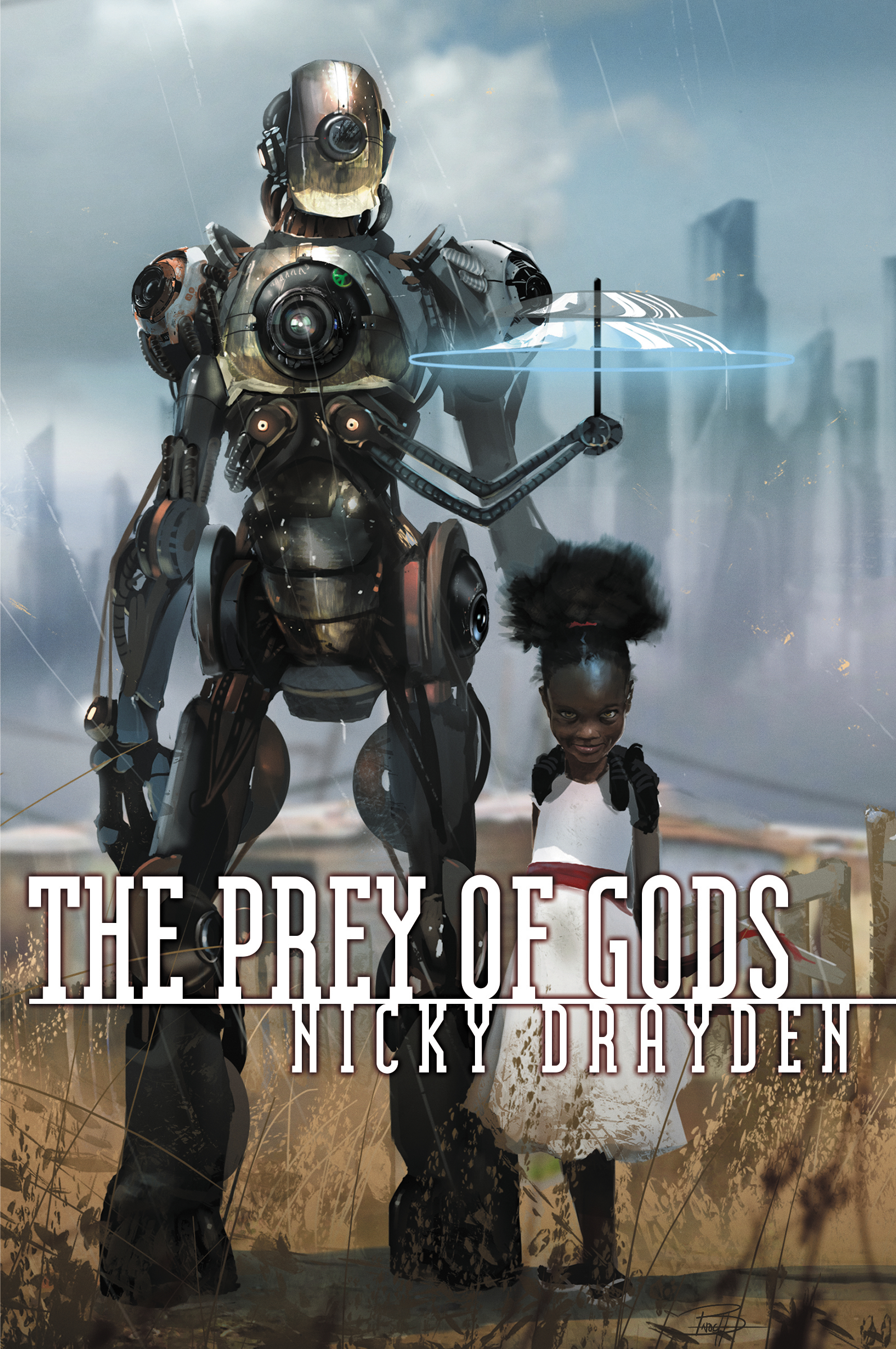The Prey of Gods is on sale today
